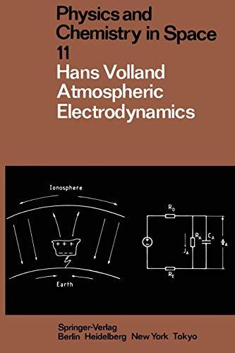 9783642698156: Atmospheric Electrodynamics