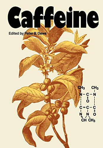 9783642698255: Caffeine: Perspectives from Recent Research