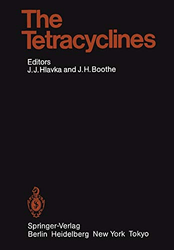 9783642703065: The Tetracyclines (Handbook of Experimental Pharmacology)
