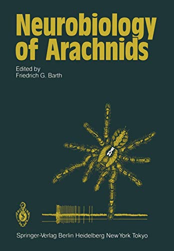 9783642703508: Neurobiology of Arachnids
