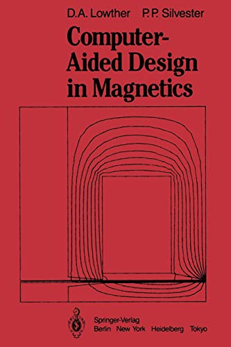 Computer-Aided Design in Magnetics: P. P. Silvester