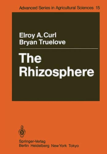 9783642707247: The Rhizosphere (Advanced Series in Agricultural Sciences)