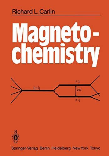 9783642707353: Magnetochemistry