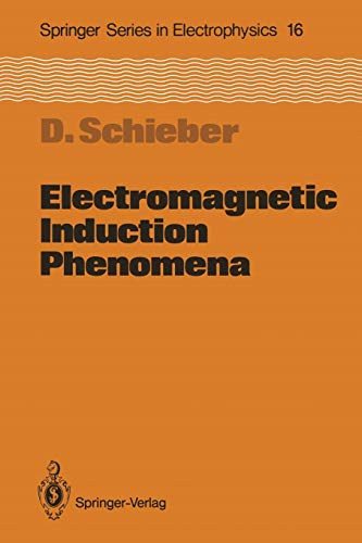 9783642710179: Electromagnetic Induction Phenomena (Springer Series in Electronics and Photonics)