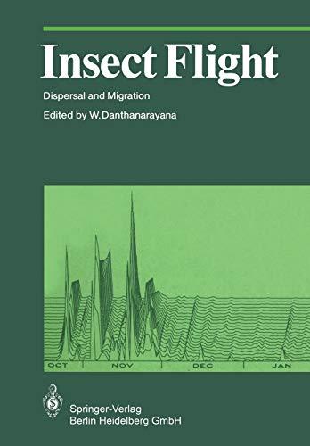 Insect Flight : Dispersal and Migration: Danthanarayana, Wijesiri