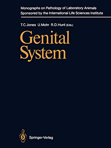 9783642725524: Genital System (Monographs on Pathology of Laboratory Animals)