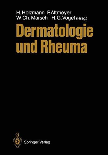 9783642726699: Dermatologie und Rheuma