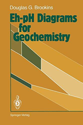 9783642730955: Eh-pH Diagrams for Geochemistry