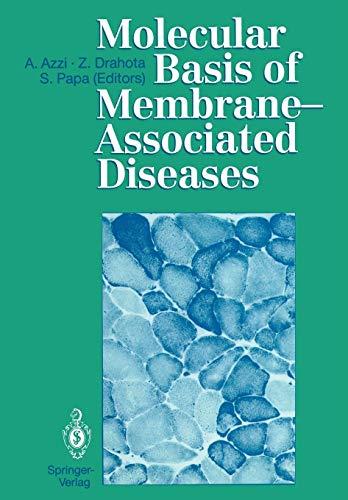 9783642744174: Molecular Basis of Membrane-Associated Diseases