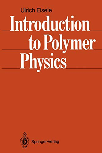 9783642744365: Introduction to Polymer Physics