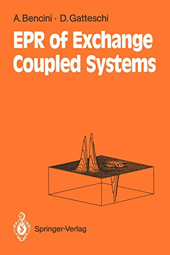 9783642746017: Electron Paramagnetic Resonance of Exchange Coupled Systems