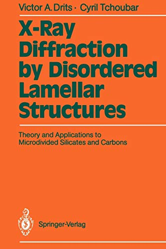 9783642748042: X-Ray Diffraction by Disordered Lamellar Structures: Theory and Applications to Microdivided Silicates and Carbons