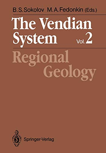 9783642750656: The Vendian System: Vol.2 Regional Geology