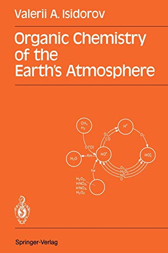9783642750960: Organic Chemistry of the Earth's Atmosphere