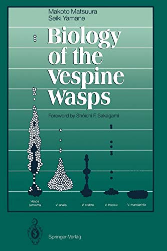 9783642752322: Biology of the Vespine Wasps