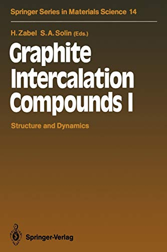 9783642752728: Graphite Intercalation Compounds I: Structure and Dynamics (Springer Series in Materials Science)