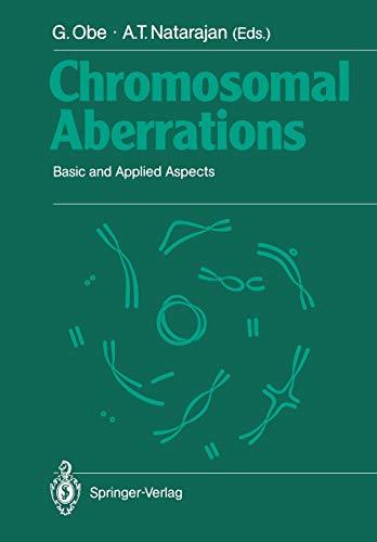 9783642756849: Chromosomal Aberrations: Basic and Applied Aspects