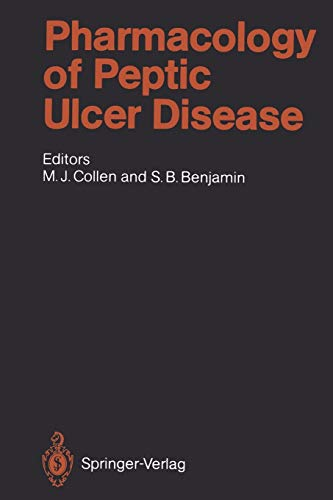 Pharmacology of Peptic Ulcer Disease (Handbook of: Collen, Martin J.
