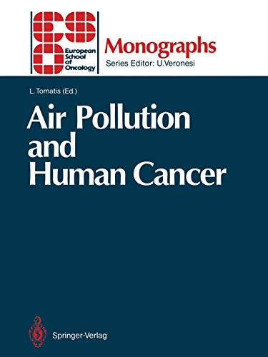 9783642759086: Air Pollution and Human Cancer (ESO Monographs)