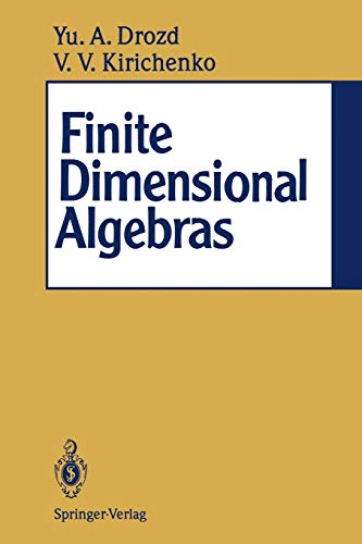 9783642762468: Finite Dimensional Algebras