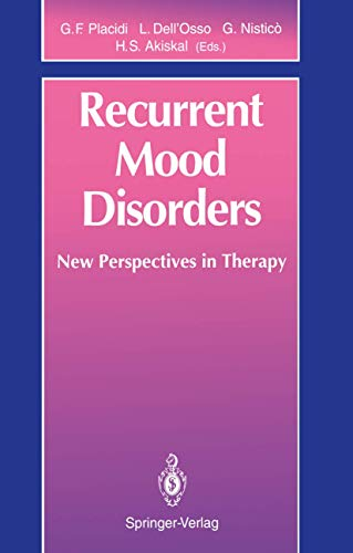 Recurrent Mood Disorders: New Perspectives in Therapy: Springer