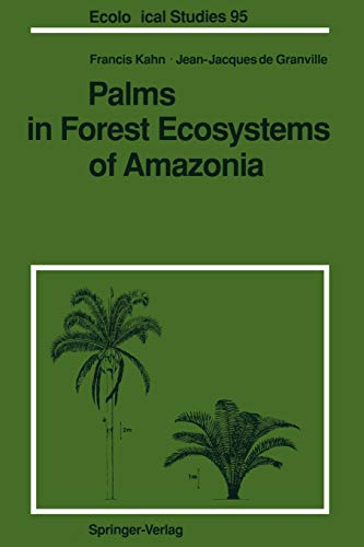 Palms in Forest Ecosystems of Amazonia: Francis Kahn