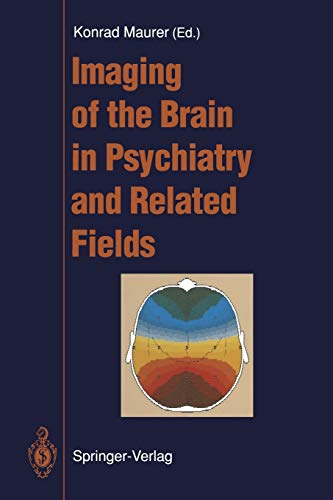 9783642770890: Imaging of the Brain in Psychiatry and Related Fields