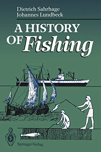9783642774133: A History of Fishing