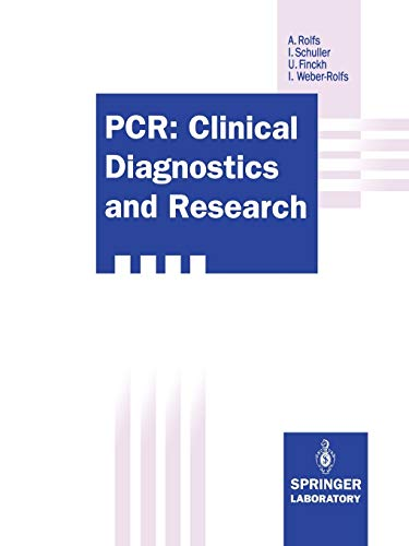 9783642774942: Pcr: Clinical Diagnostics and Research