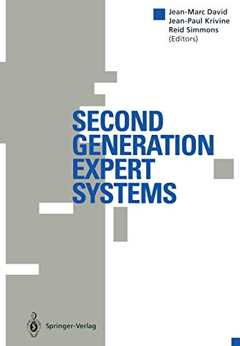 9783642779299: 1: Second Generation Expert Systems