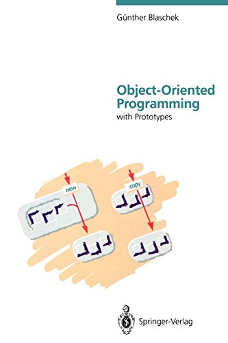 9783642780790: Object-Oriented Programming: with Prototypes
