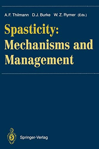 9783642783692: Spasticity: Mechanisms and Management
