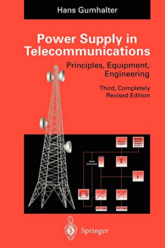 9783642784057: Power Supply in Telecommunications