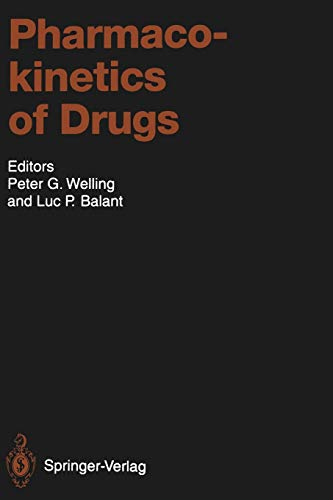 9783642786822: Pharmacokinetics of Drugs (Handbook of Experimental Pharmacology)