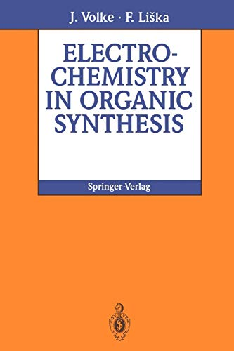 9783642787010: Electrochemistry in Organic Synthesis