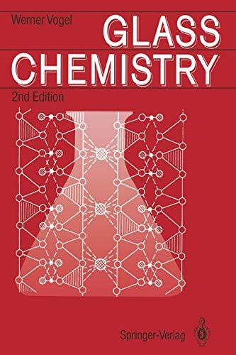 9783642787256: Glass Chemistry
