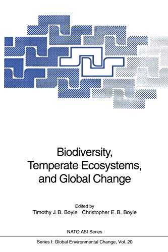 Biodiversity, Temperate Ecosystems, and Global Change (Nato ASI Subseries I:): Springer