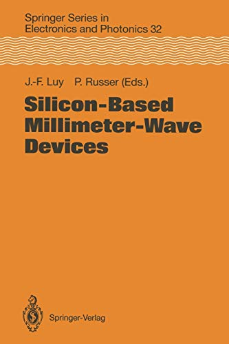9783642790331: Silicon-Based Millimeter-Wave Devices (Springer Series in Electronics and Photonics)