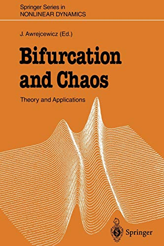 Bifurcation and Chaos: Theory and Applications (Springer Series in Nonlinear Dynamics): Springer