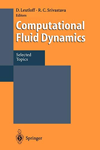 9783642794421: Computational Fluid Dynamics: Selected Topics