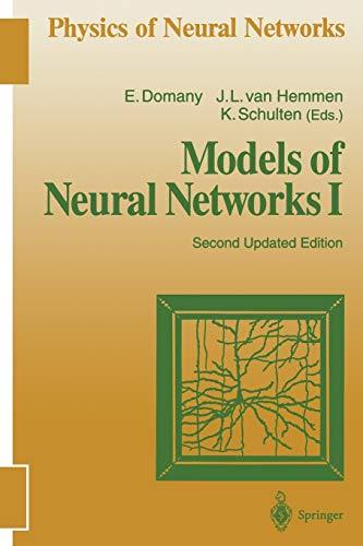 9783642798160: Models of Neural Networks I