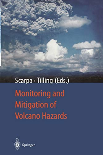 9783642800894: Monitoring and Mitigation of Volcano Hazards