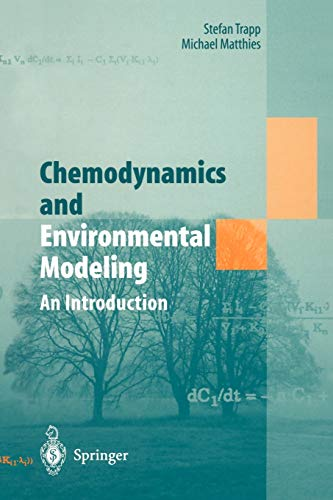 9783642804311: Chemodynamics and Environmental Modeling: An Introduction