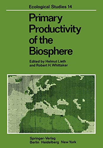 9783642809156: Primary Productivity of the Biosphere (Ecological Studies)