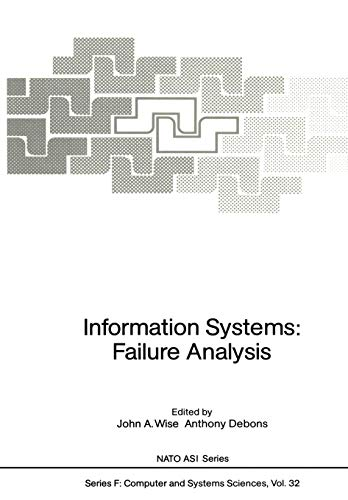 9783642830938: Information Systems: Failure Analysis (Nato ASI Subseries F:)