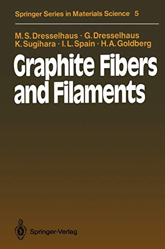 9783642833816: Graphite Fibers and Filaments (Springer Series in Materials Science)