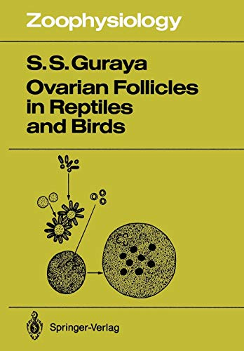 9783642836305: Ovarian Follicles in Reptiles and Birds (Zoophysiology)