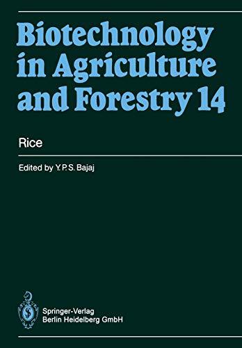 Rice: Y. P. S. Bajaj