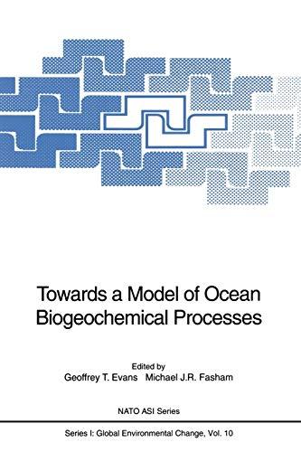 Towards a Model of Ocean Biogeochemical Processes