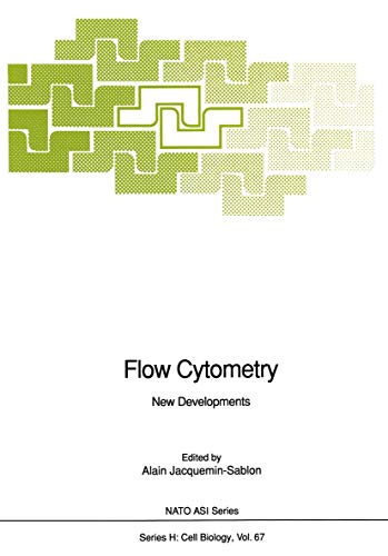 9783642846182: Flow Cytometry: New Developments (Nato ASI Subseries H:)